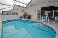 Villa in USA, Hampton Lakes: Pool with BBQ