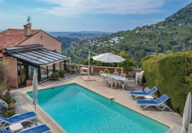 Villa in Saint-Jeannet, the South of France