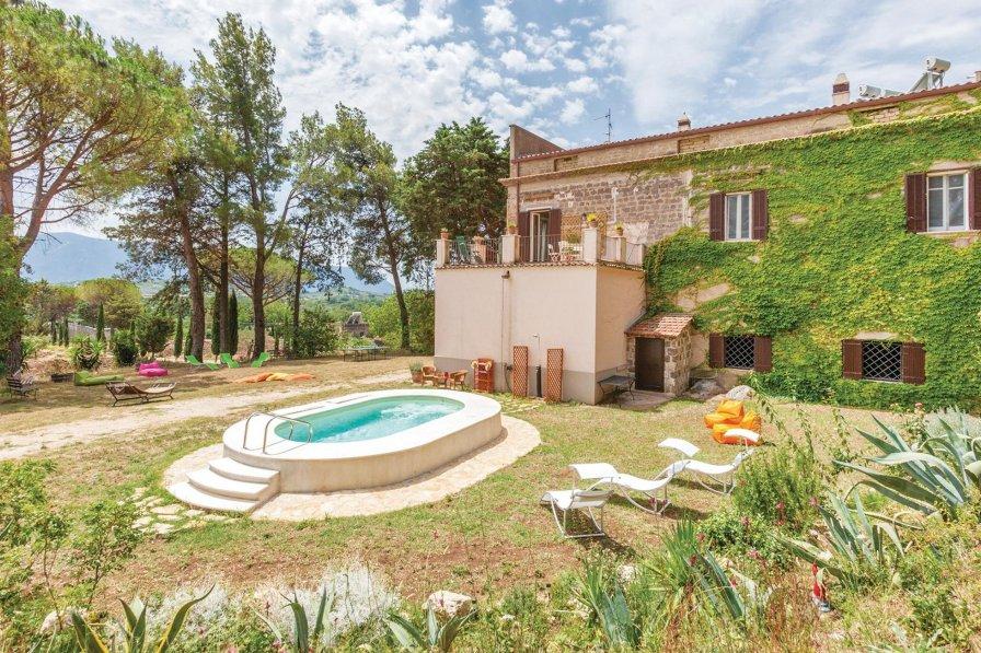 Villa in Italy, San Lorenzello