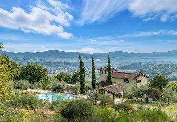 Villa in Italy, Poppi