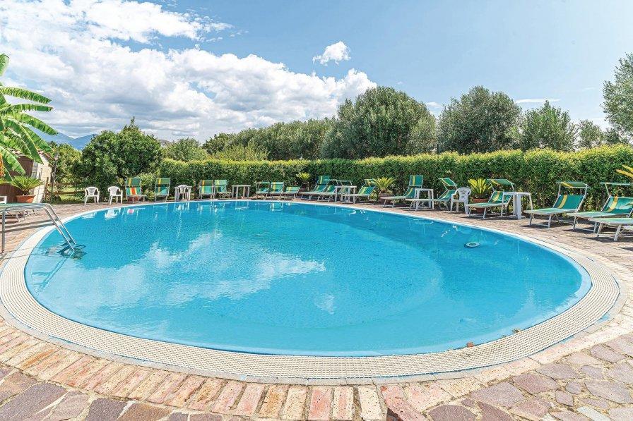 Villa in Italy, Ascea