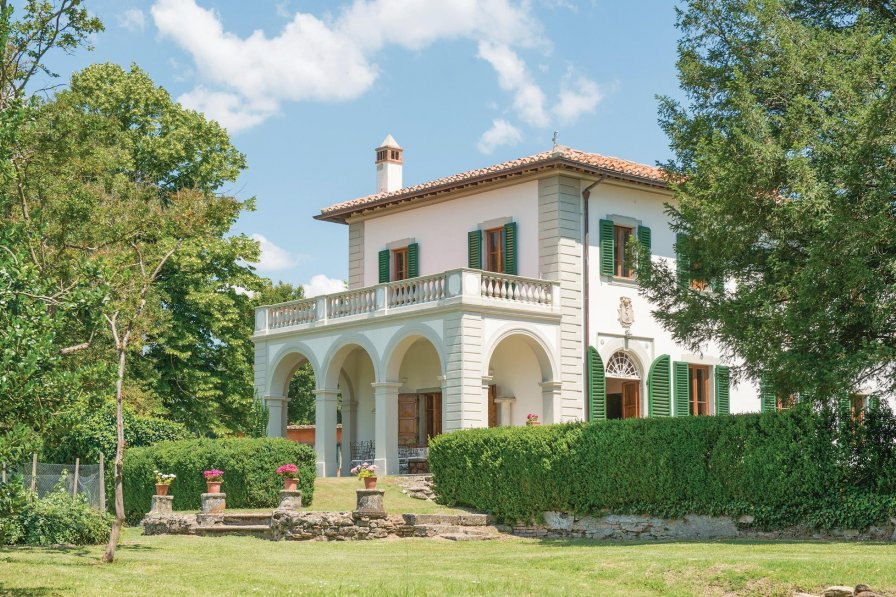 Villa in Italy, Casole
