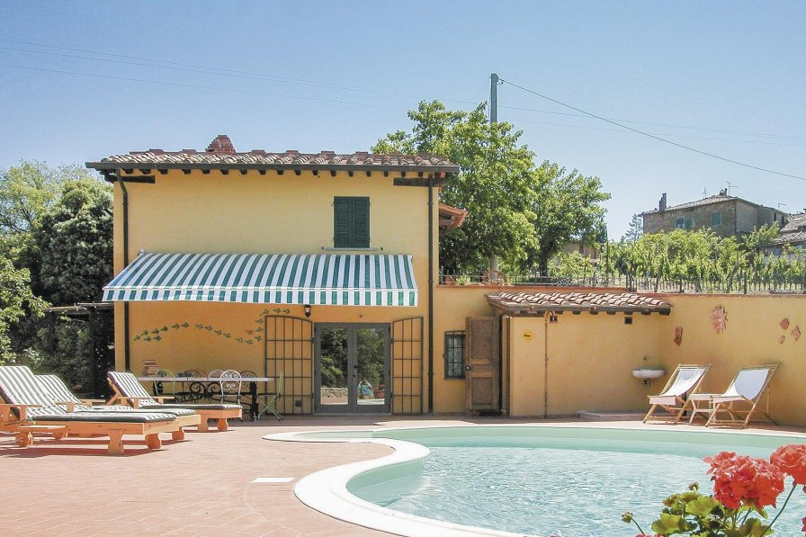 Villa in Italy, Monte San Savino