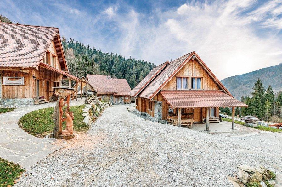 Villa in Italy, Comeglians