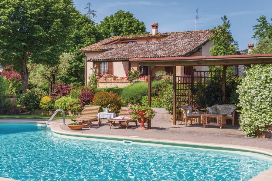 Villa in Italy, Bugiana