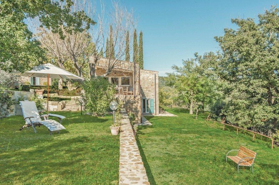 Villa in Italy, Pereta