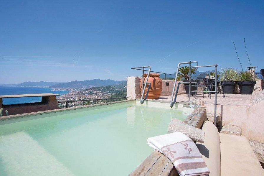 Villa in Italy, Verezzi
