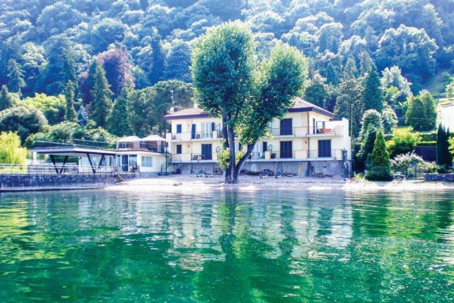 Apartment in Italy, Meina