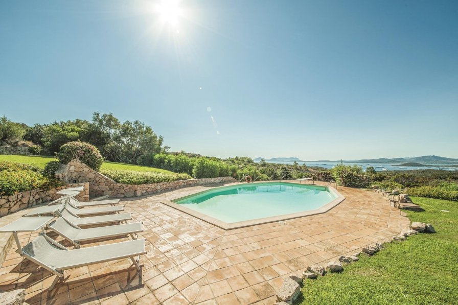 Villa in Italy, Abbiadori