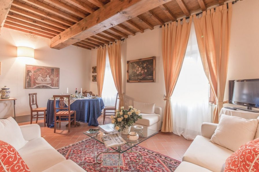 Apartment in Italy, Marcialla