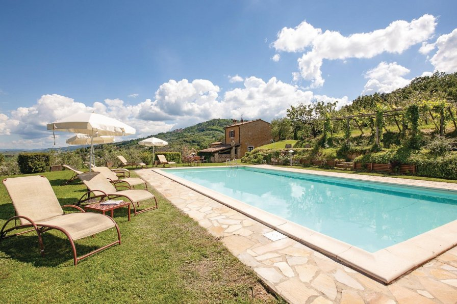 Villa in Italy, Collemontanino