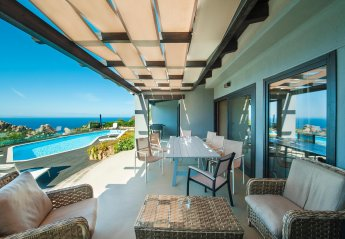 6 bedroom Villa for rent in Costa Paradiso