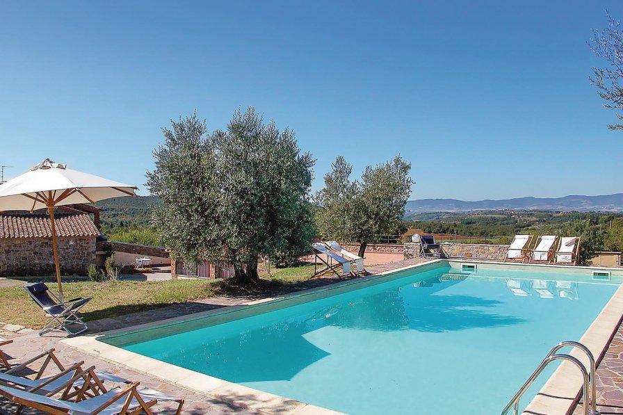 Villa in Italy, Montegabbione: