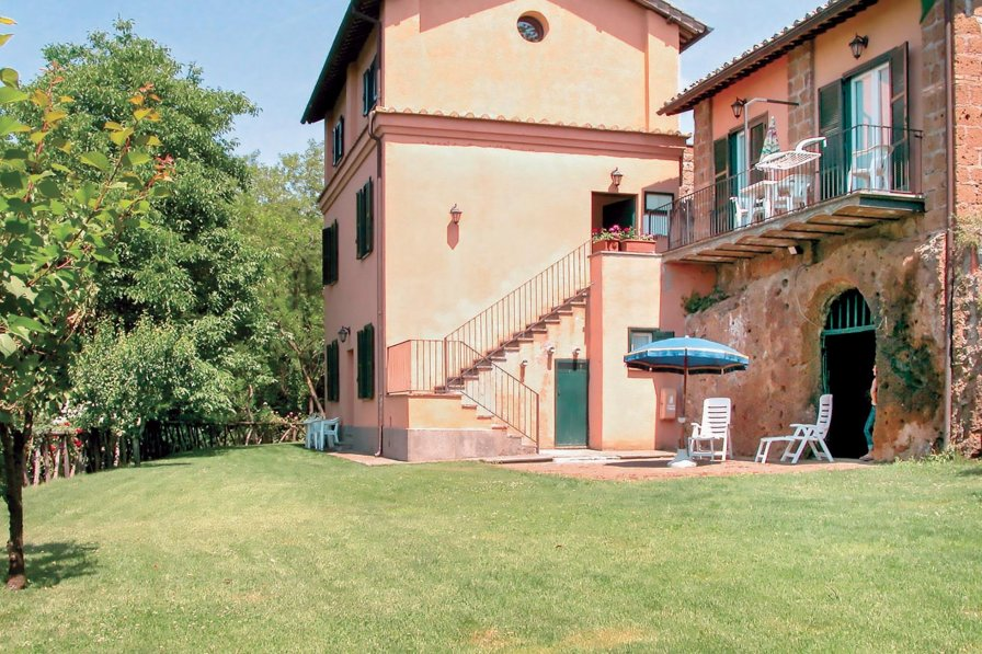 Apartment in Italy, Capranica: