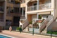 Apartment in Spain, Playa De Los Locos: Appartment and pool