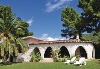 Villa in Italy, Villasimius