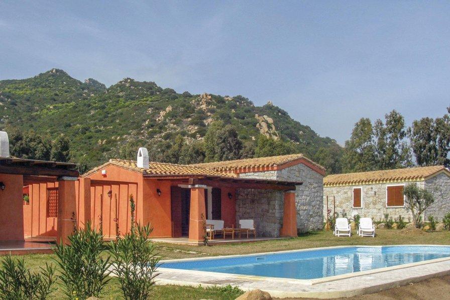 Villa in Italy, Castiadas