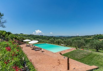 3 bedroom Villa for rent in Montespertoli