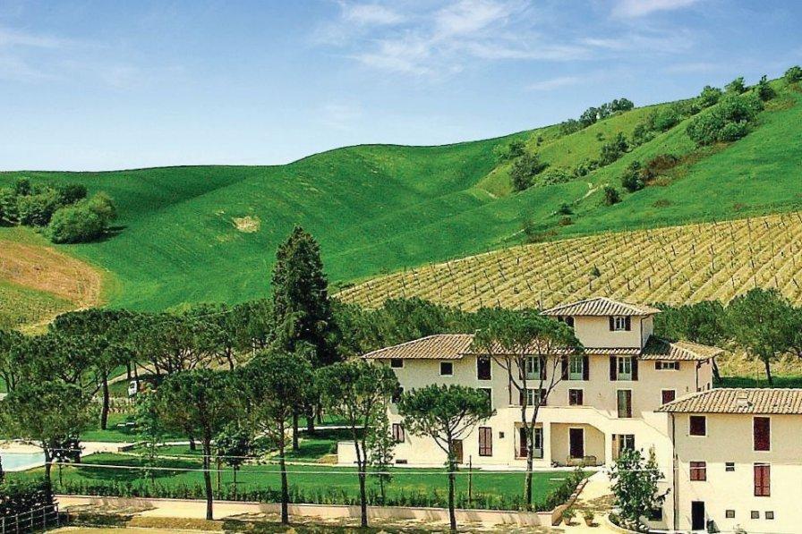 Apartment in Italy, Certaldo: Minolta DSC