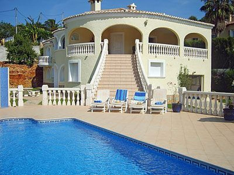 Villa in Spain, Denia: Vistas de Mar