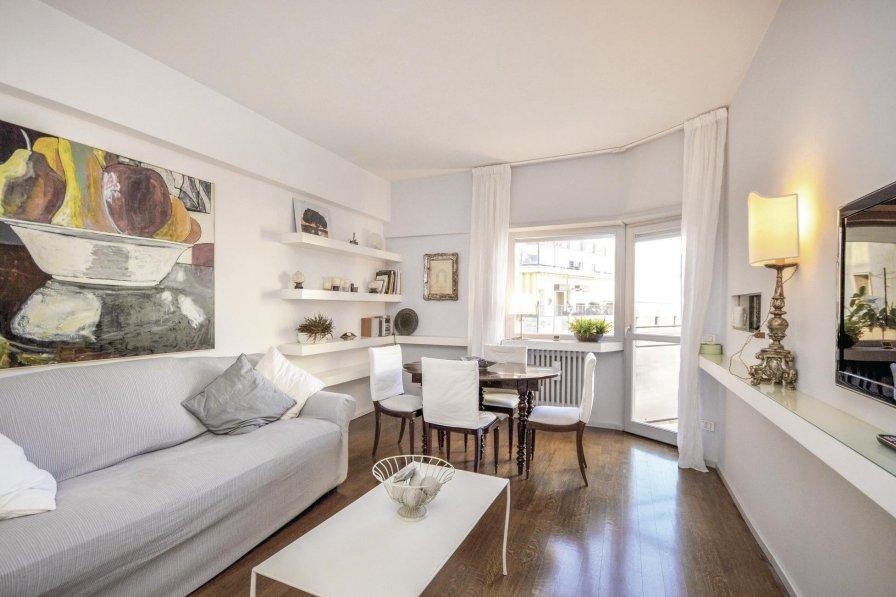 Apartment in Italy, Aurelio Sud