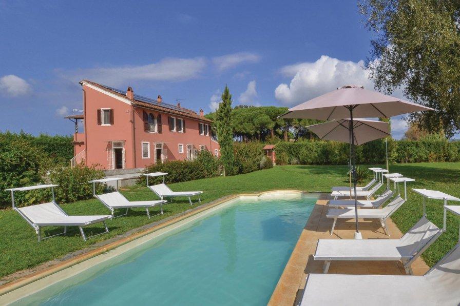 Villa in Italy, San Giuliano Terme