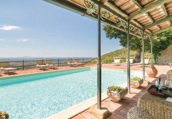 6 bedroom Villa for rent in Castiglion Fiorentino