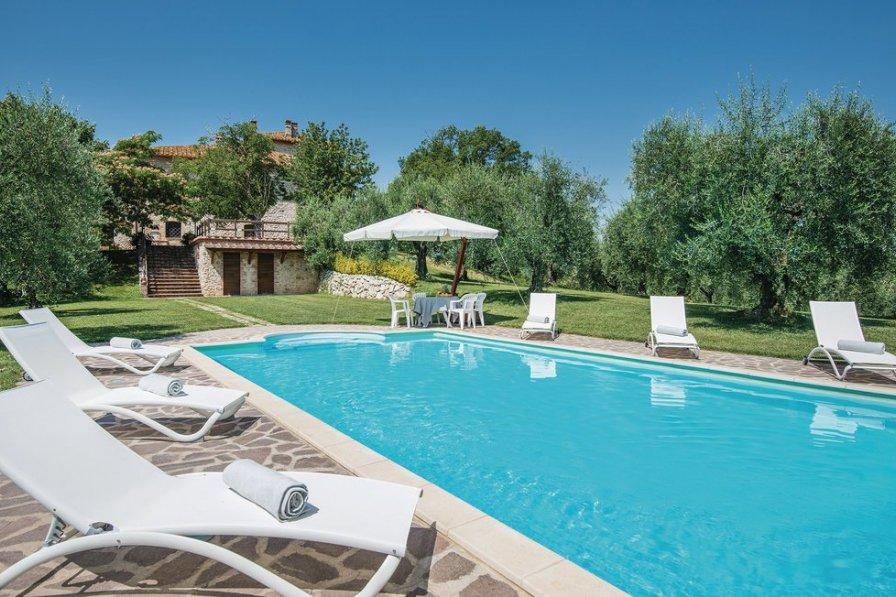 Villa in Italy, Avigliano Umbro