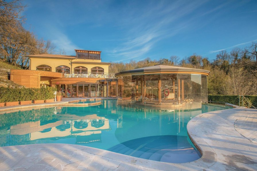 Villa in Italy, Sorano