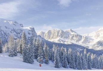 Apartment in Italy, Corvara in Badia: Ski resort of Selva di Val Gardena, Italy