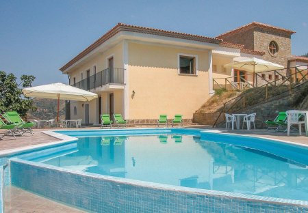 Villa in Montecorice, Italy