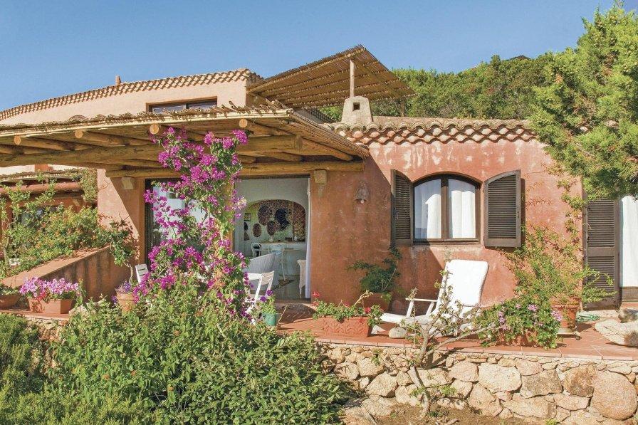 Villa in Italy, Cala di Volpe