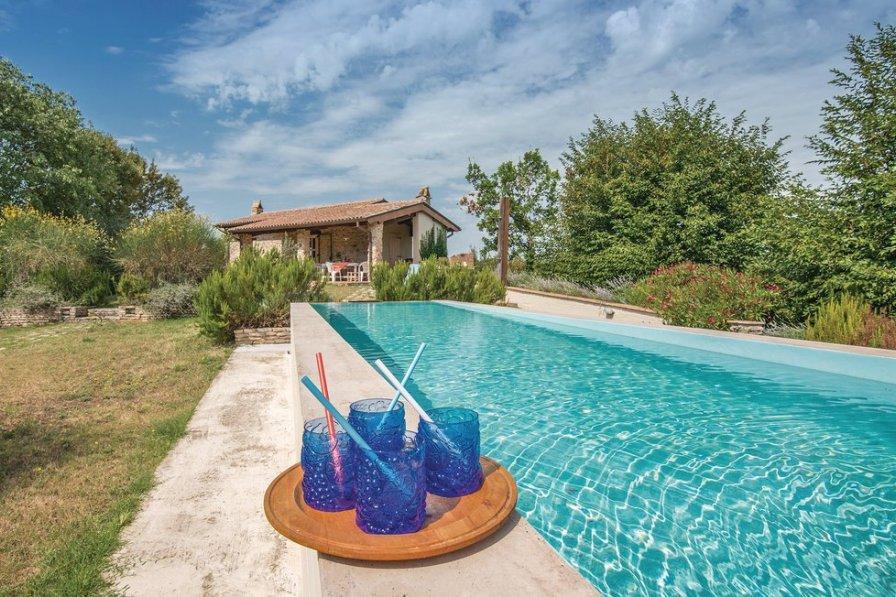 Villa in Italy, Casaprota