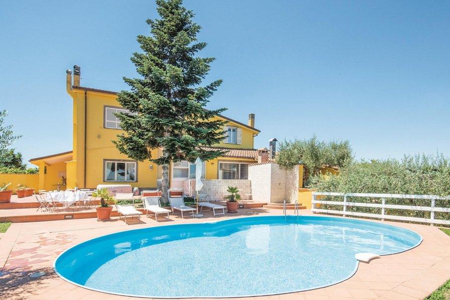Villa in Italy, Giustiniana