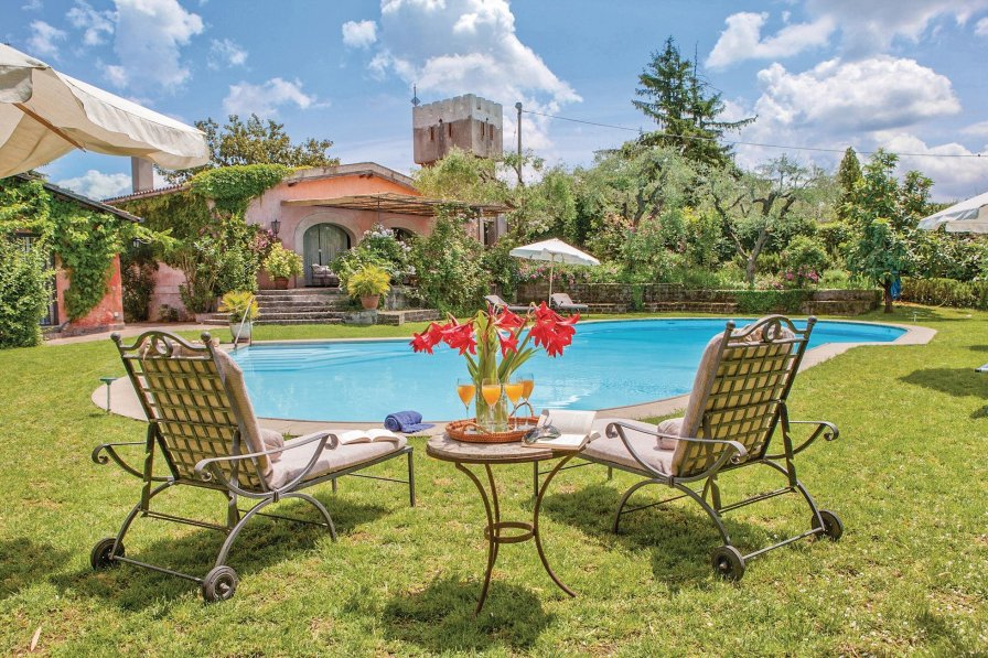 Villa in Italy, Morlupo