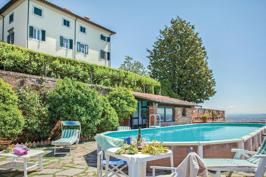 Villa in Italy, Castelfranco di Sotto