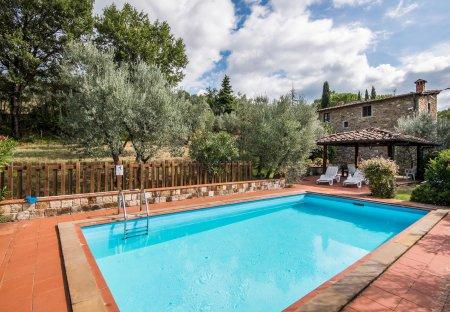 Villa in Greve in Chianti, Italy: