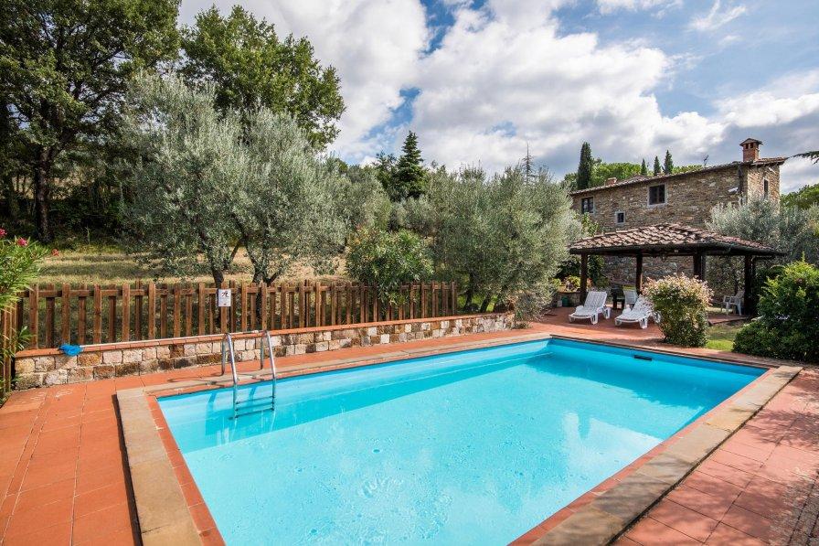 Villa in Italy, Greve in Chianti: