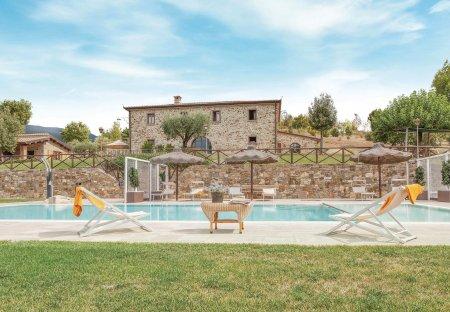 Villa in Bibbiena, Italy