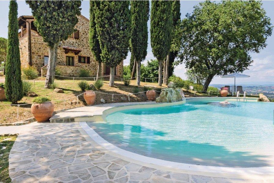 Villa in Italy, Torrita of Sienna