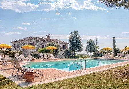 Apartment in Torrita of Sienna, Italy