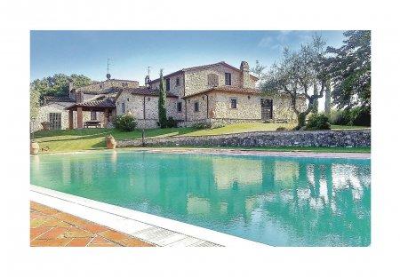 Villa in Monsummano Terme, Italy