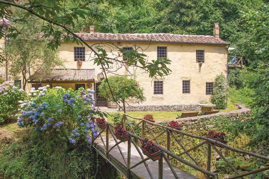 Villa in Italy, Marliana