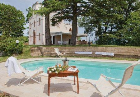 Villa in Città della Pieve, Italy