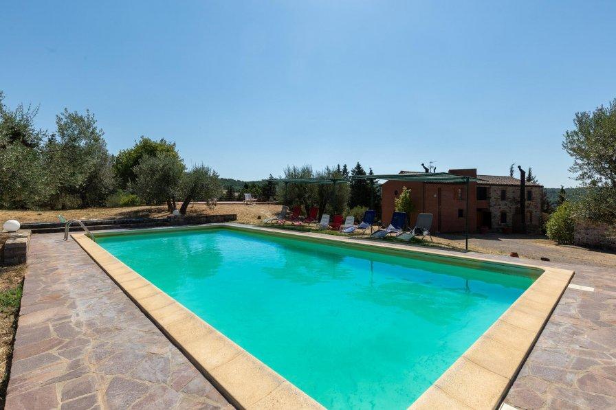 Apartment in Italy, Montegabbione: