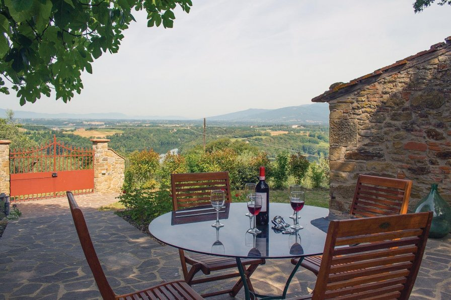 Villa in Italy, Civitella in Val di Chiana