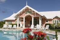 Villa in Trinidad and Tobago, Hilton Lowlands Tobago: Patio and swimming pool