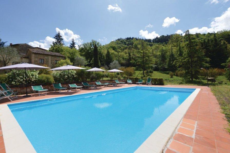 Apartment in Italy, Radda in Chianti