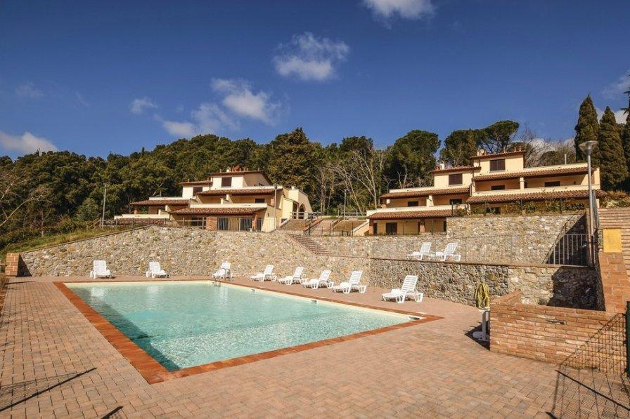 Apartment in Italy, Riparbella
