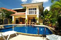 Villa in Thailand, Jomtien: Four bedrooms, private pool